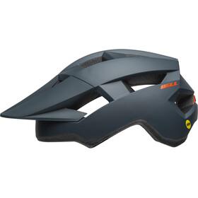 Bell Spark MIPS Helmet matte slate/orange